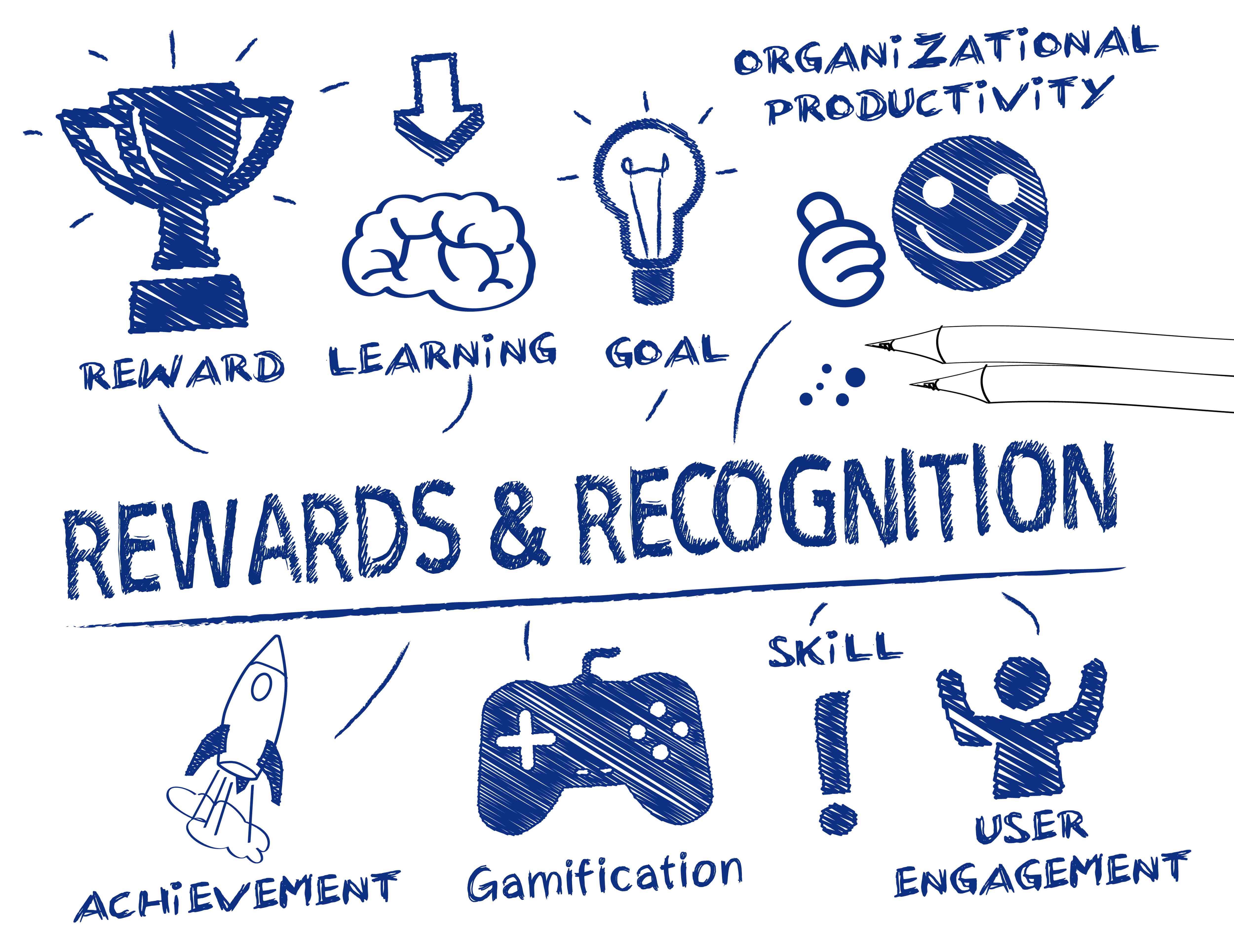 Top 10 Differences Between Rewards and Recognition