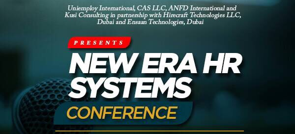 New Era HR System Conference 2017.