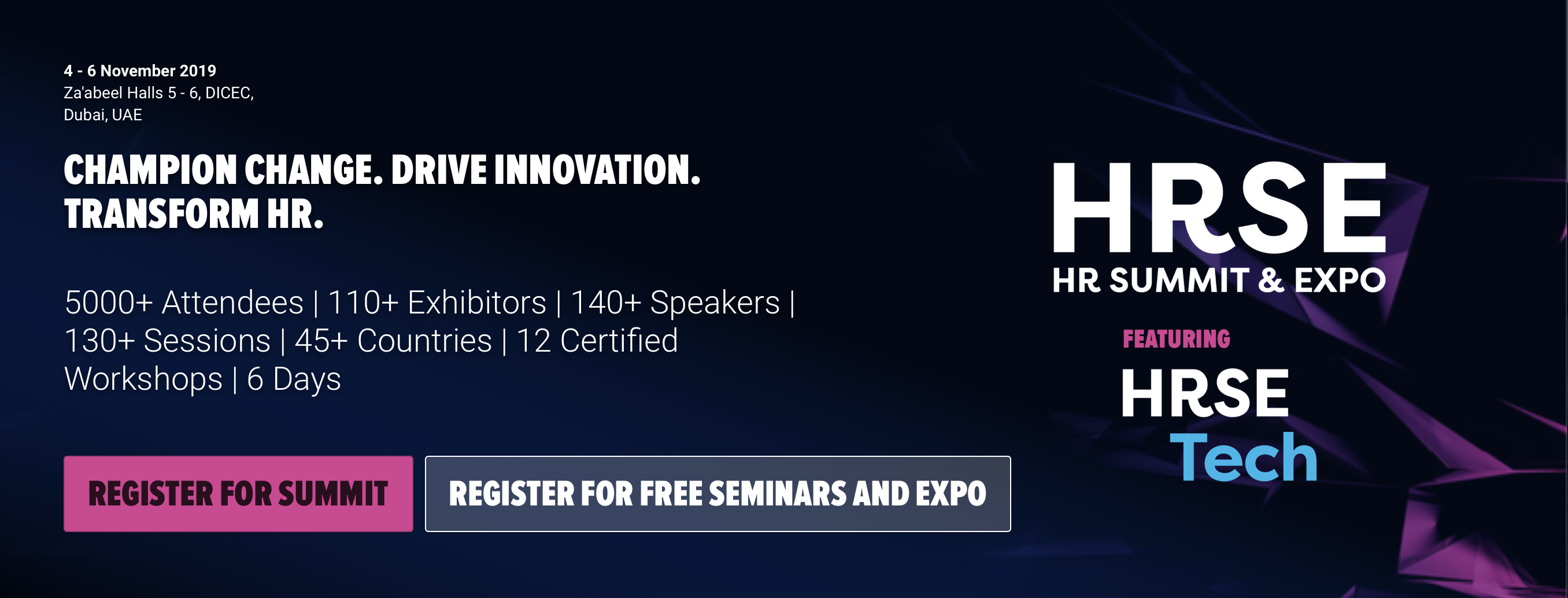 HRSE HR Summit & Expo 2019
